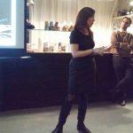 Elmira Bayrasli says 'entrepreneurs create hope'.