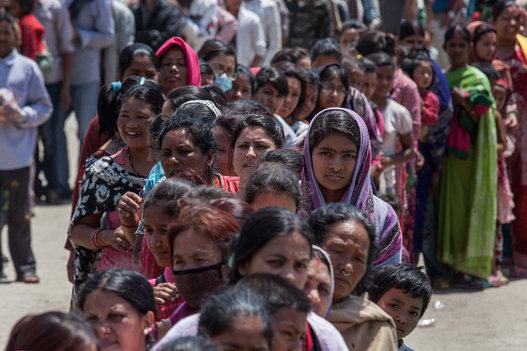 NEPAL Omar Havan via Getty Images