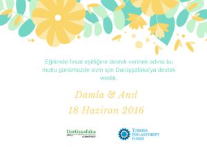 Damla & Anil